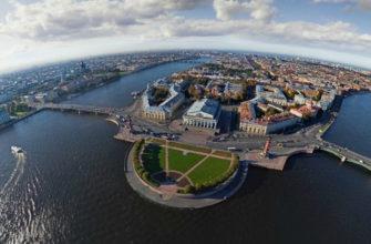 Главные острова Санкт Петербурга: перечень островов