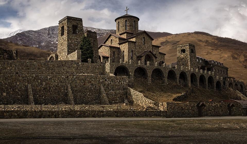 Красивые места Ингушетии