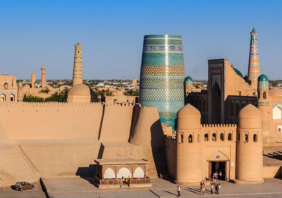 Крепость Ичан Кала