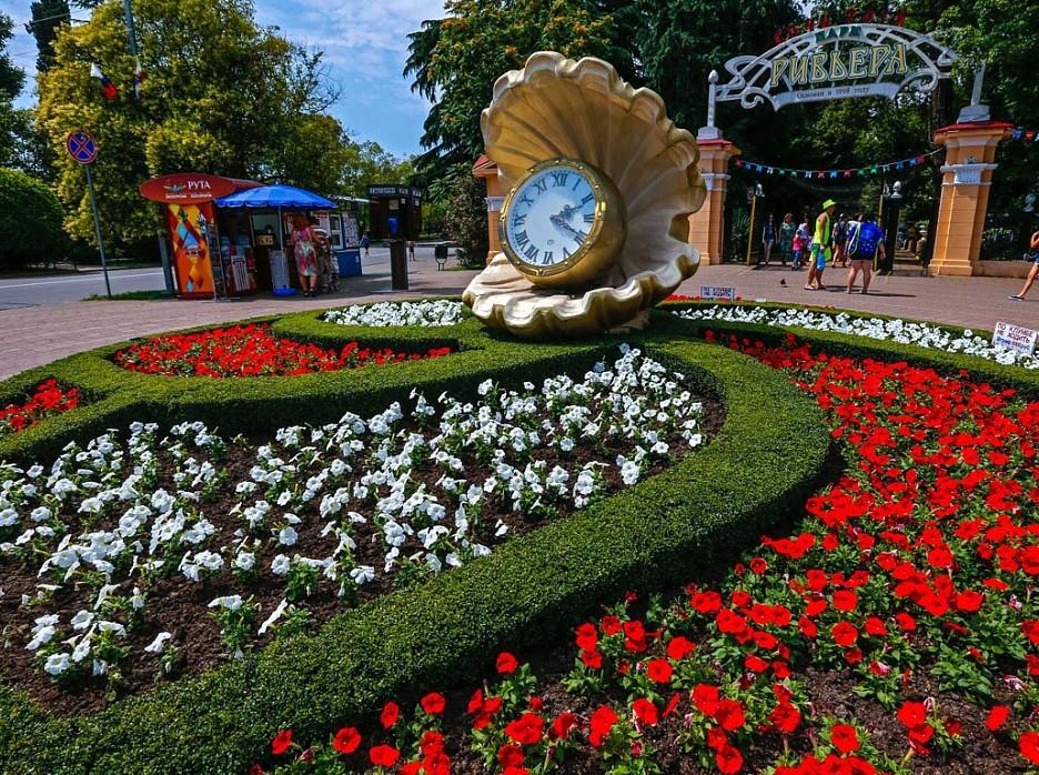 Фото и описание самых красивых мест Сочи