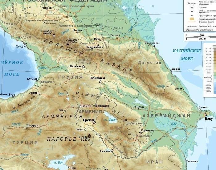 Главные горные хребты Турции: что нужно знать