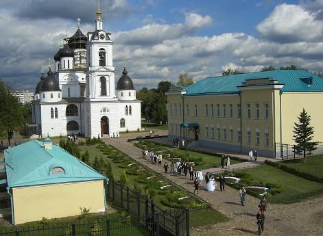 Дмитровский кремль
