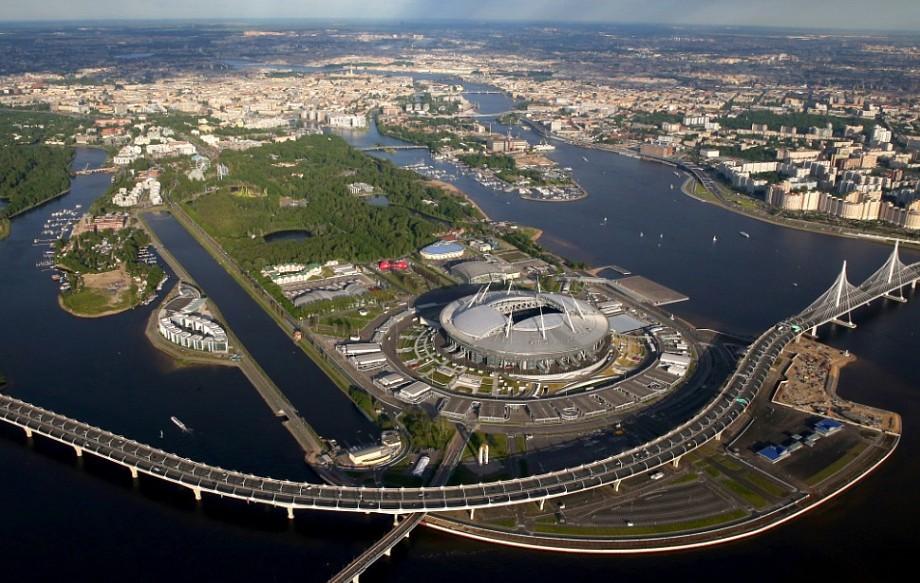 Крестовский остров в Санкт Петербурге: что посмотреть, интересные места