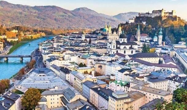 Самые красивые города Австрии