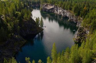 Горный парк Рускеала — сколько стоит и чем знаменит