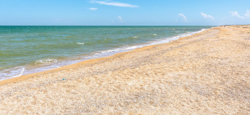 Лучшие курорты Азовского моря