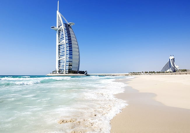 Отдых в ОАЭ — 7 лучших пляжных курортов