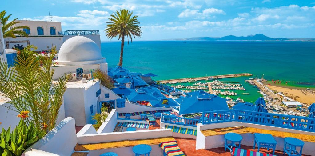 Тунис — достопримечательности и лучшие пляжи