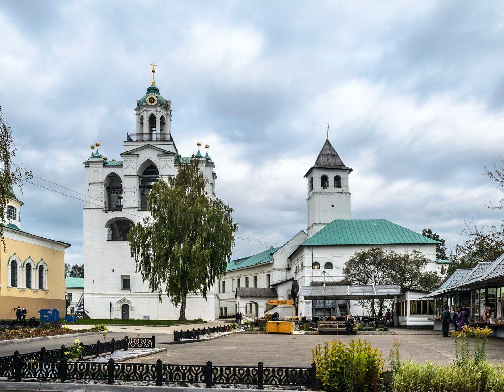 15 самых интересных достопримечательностей в Ярославле