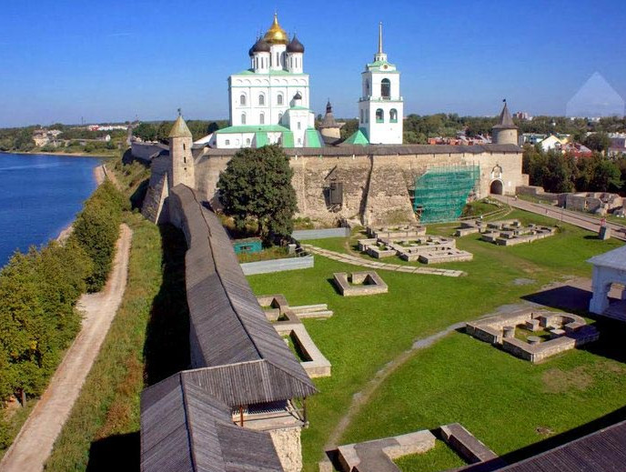 Что посмотреть в Пскове — 10 идей