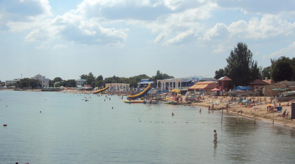 Евпатория — лучшие пляжи для отдыха с детьми