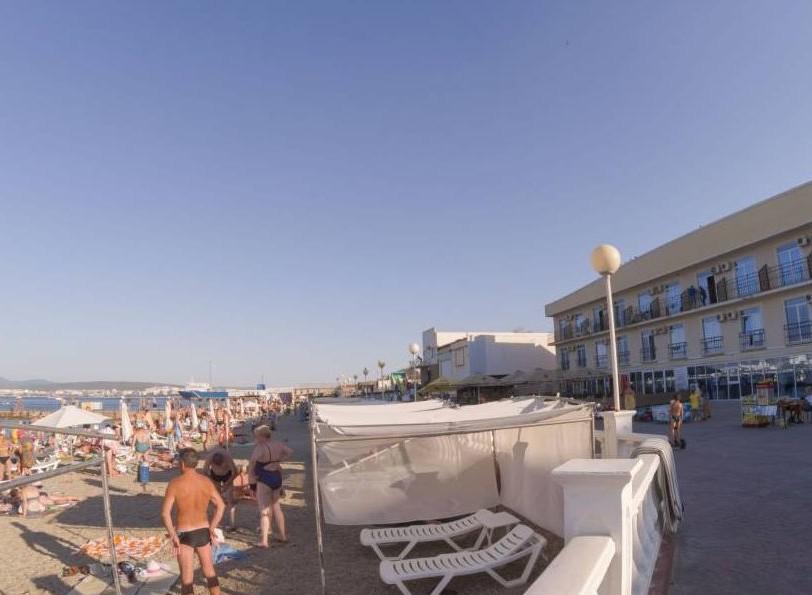 Лучшие пляжи в Геленджике ТОП 20