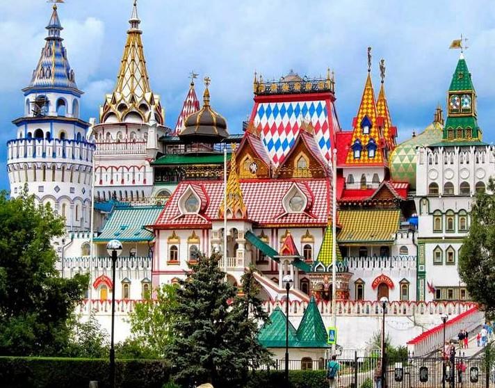 Самые живописные парки Москвы