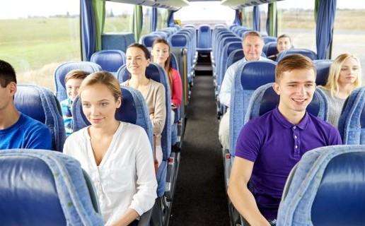 Какое место выбрать в салоне автобуса для комфортной поездки