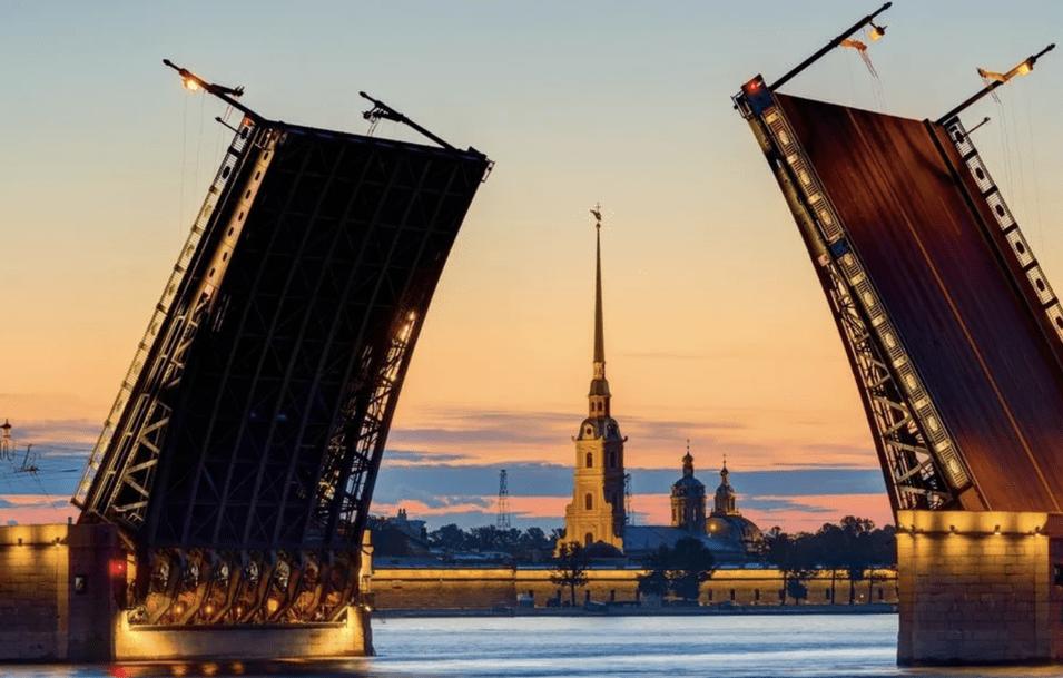 Васильевский остров в Санкт Петербурге